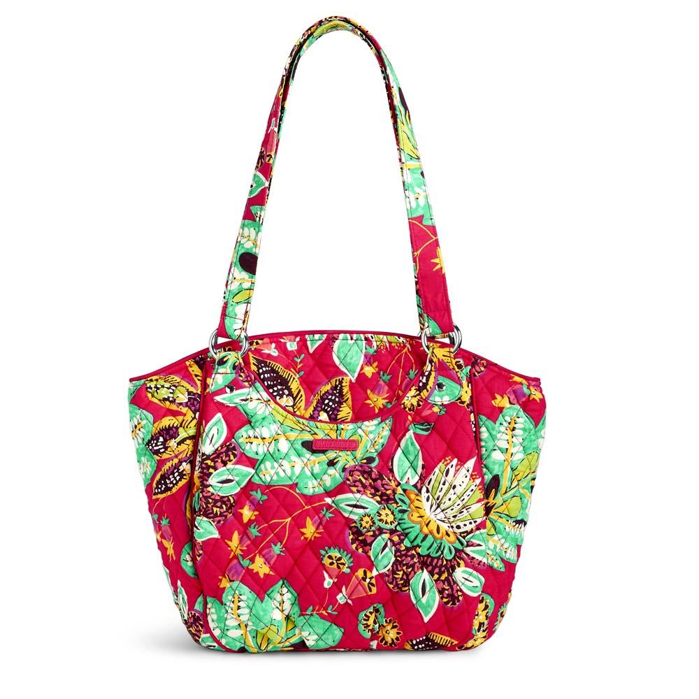 162b5c3e166 Vera Bradley Glenna Shoulder Bag in Rumba   The Paper Store