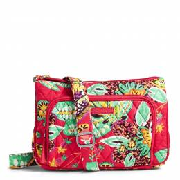 Vera Bradley Little Hipster Crossbody in Rumba