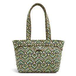 Vera Bradley Mandy Shoulder Bag in Rain Forest