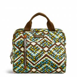 Vera Bradley Lunch Cooler in Rain Forest