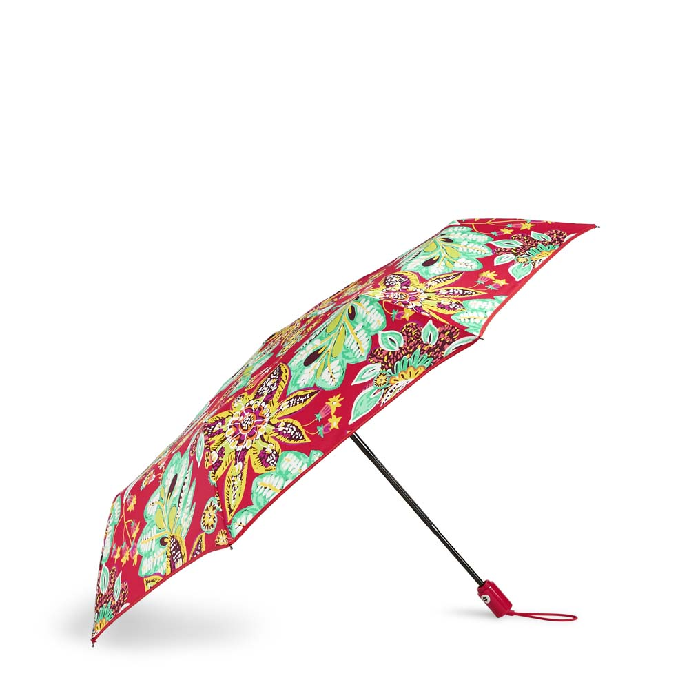 Vera Bradley Umbrella in Rumba