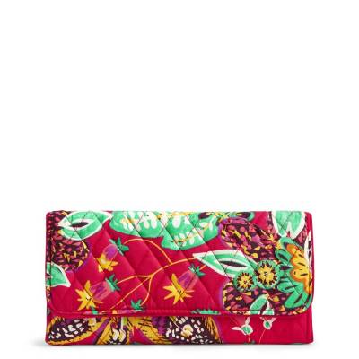 RFID Trifold Wallet in Rumba