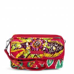 Vera Bradley RFID All in One Crossbody in Rumba