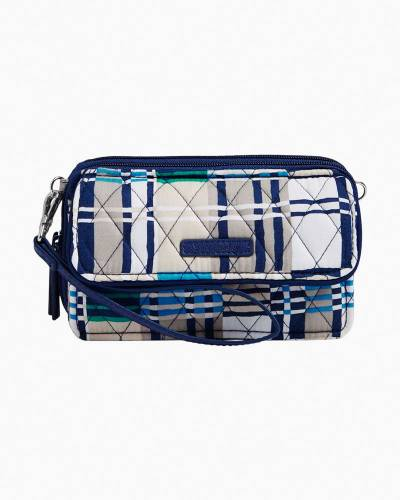 RFID All in One Crossbody in Santiago Woven
