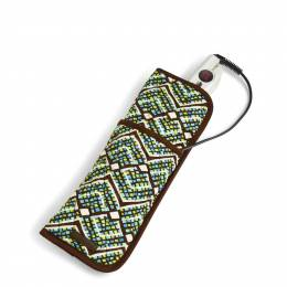 Vera Bradley Curling & Flat Iron Cover in Rain Forest