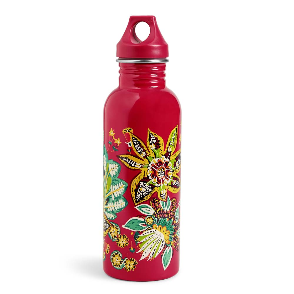 Vera Bradley 25 oz. Water Bottle in Rumba