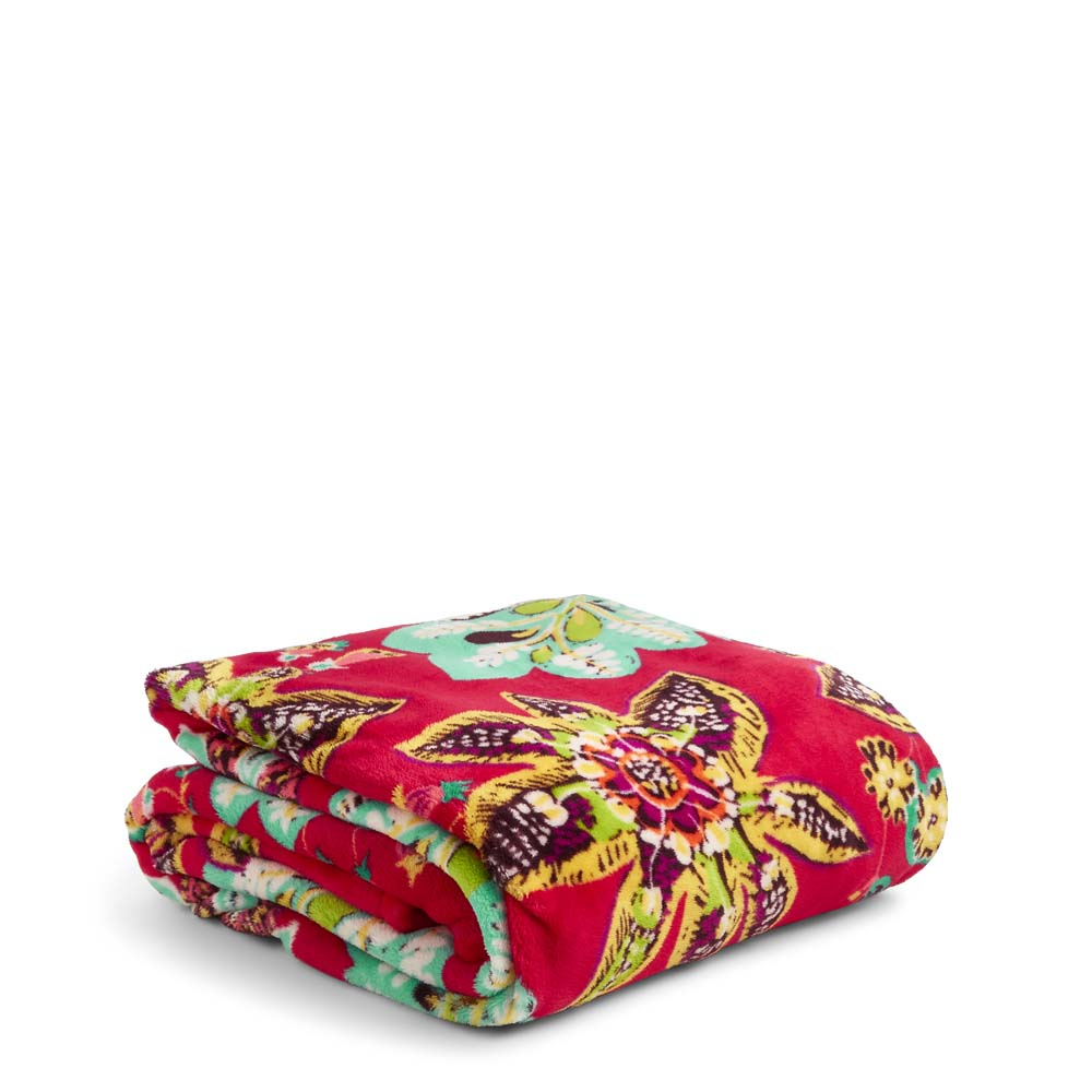Vera Bradley Throw Blanket in Rumba