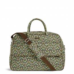 Vera Bradley Grand Traveler Travel Bag in Rain Forest