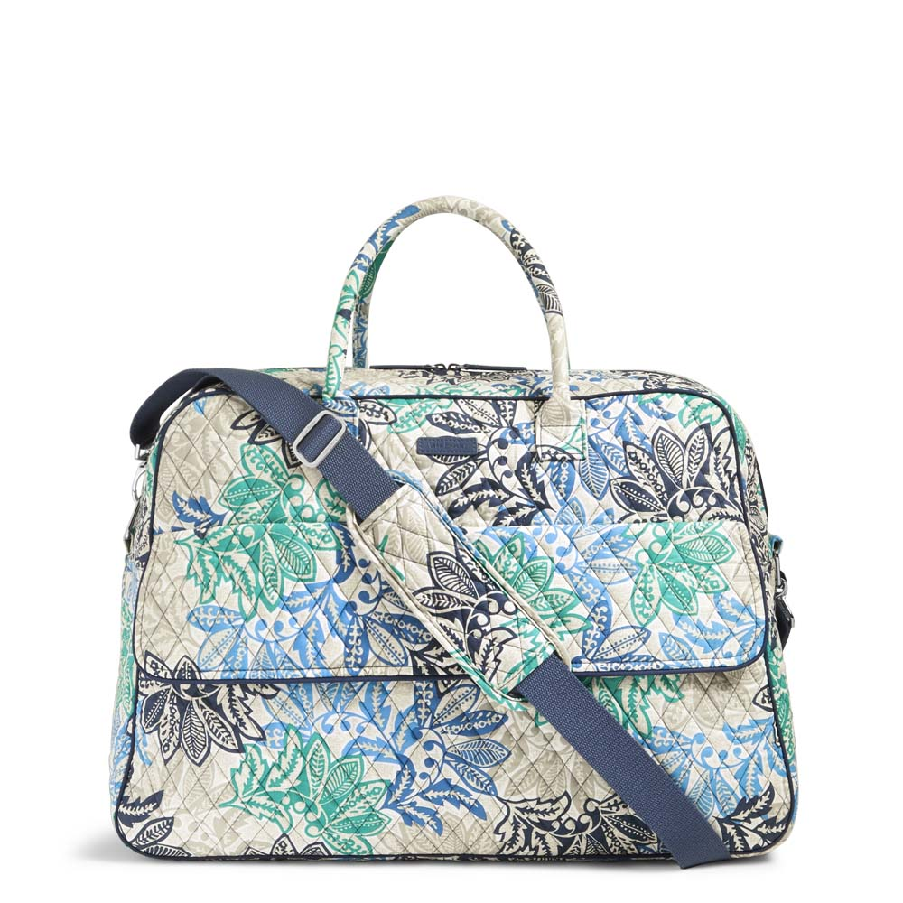 b87e44573904 Vera Bradley Grand Traveler Travel Bag in Santiago