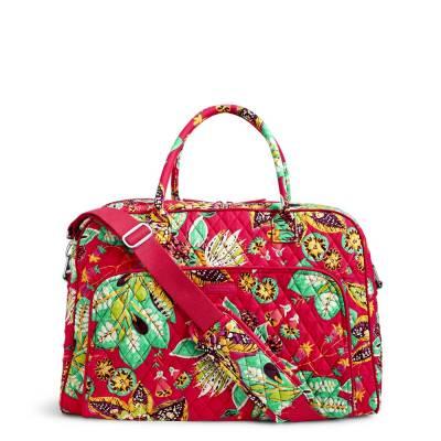 Weekender Travel Bag in Rumba
