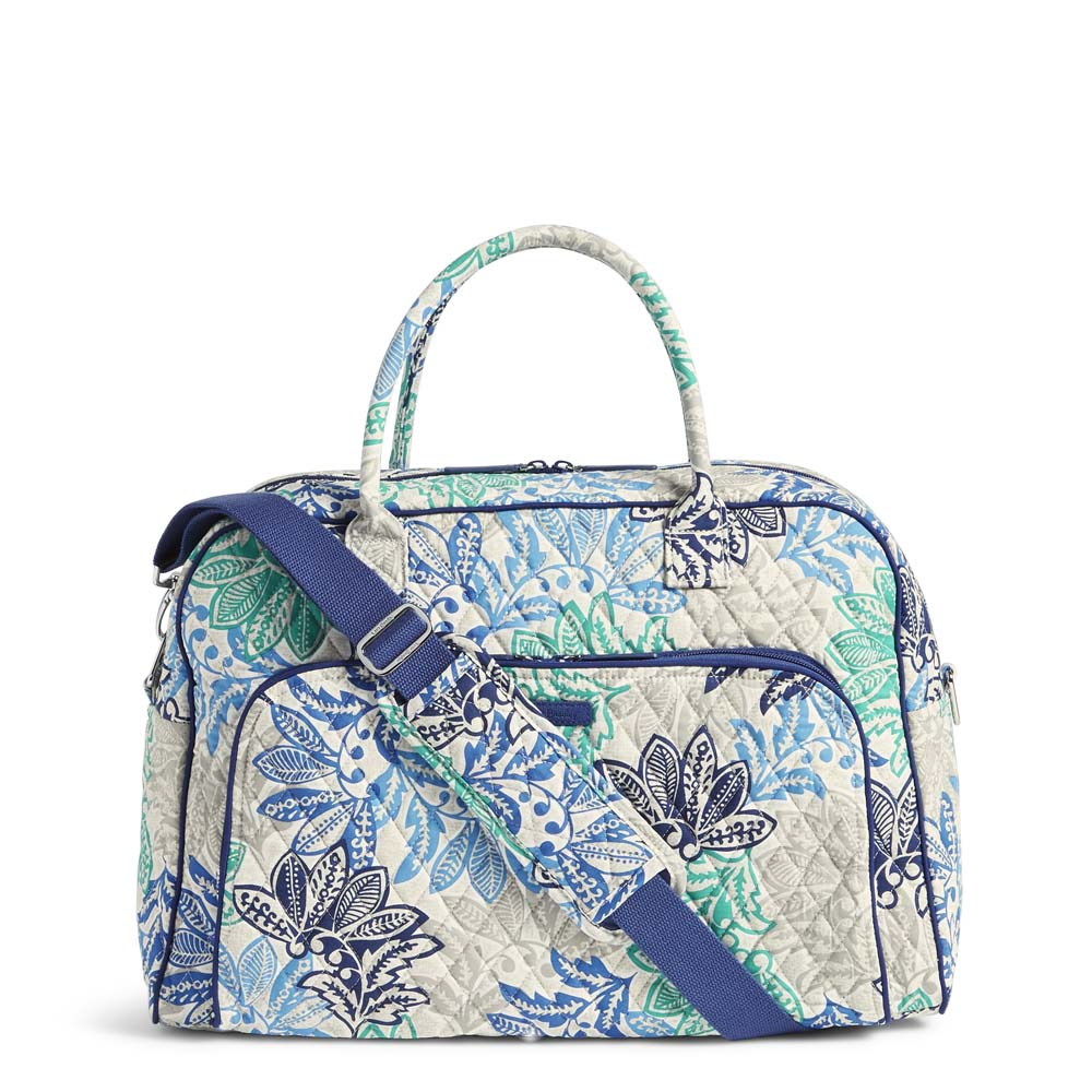 Vera Bradley Weekender Travel Bag in Santiago | The Paper Store