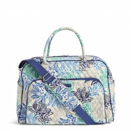 Vera Bradley Weekender Travel Bag in Santiago