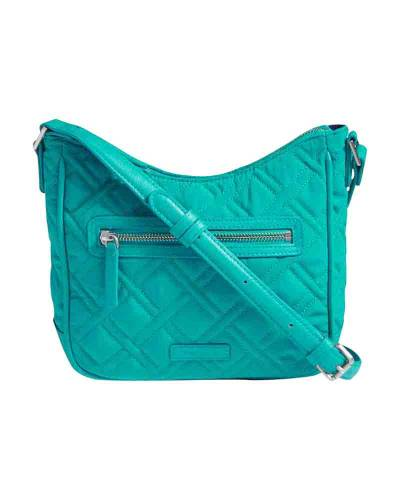 Mini Vivian Crossbody in Turquoise Sea