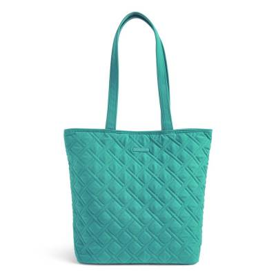Tote in Turquoise Sea
