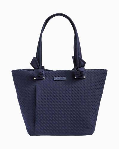 Hadley East West Tote in Classic Navy