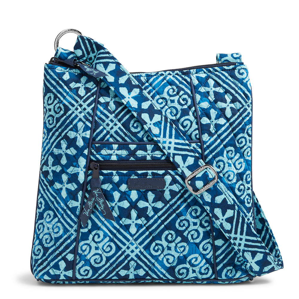 Vera Bradley Hipster Crossbody in Cuban Tiles