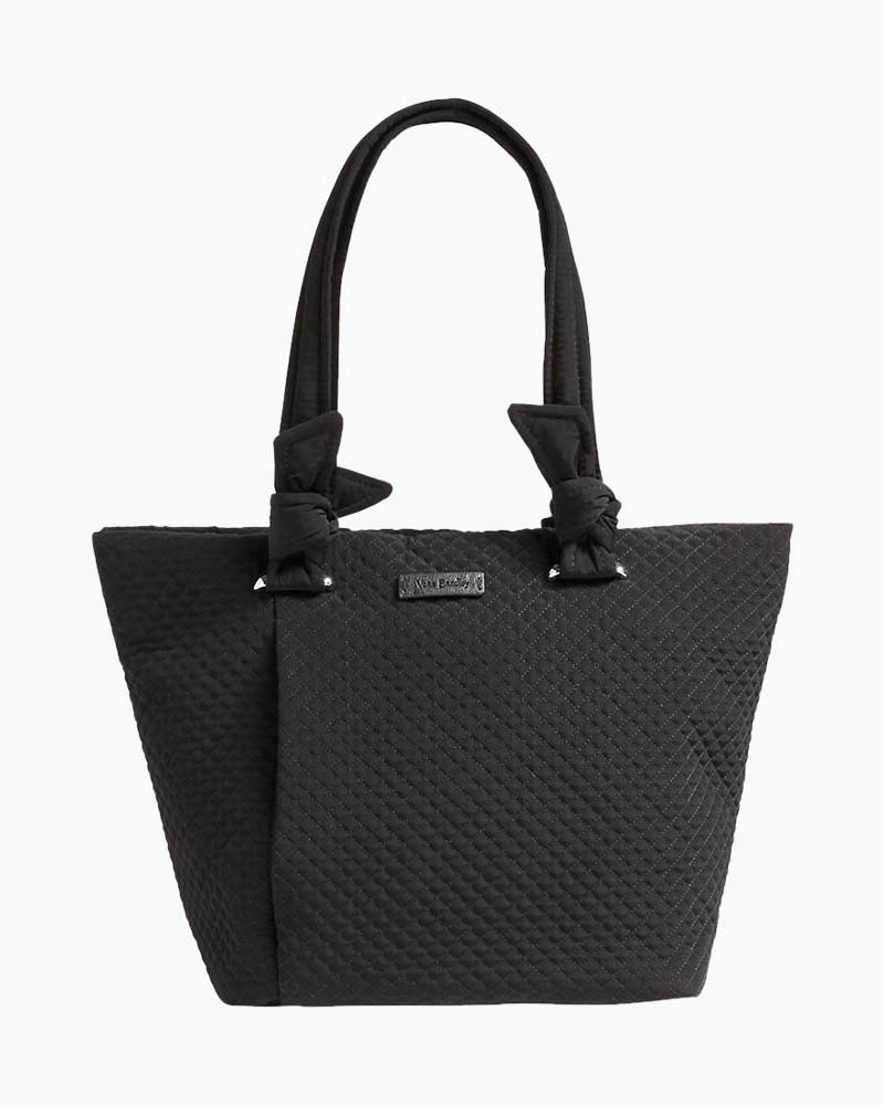 Vera Bradley Hadley East West Tote in Classic Black