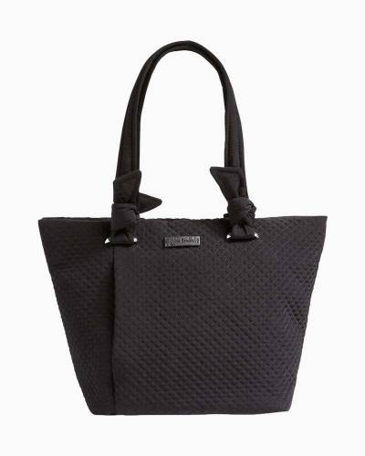 Hadley East West Tote in Classic Black