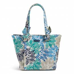 Vera Bradley Hadley East West Tote in Santiago