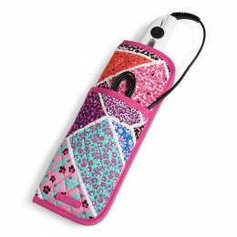 Vera Bradley Curling & Flat Iron Cover in Modern Medley