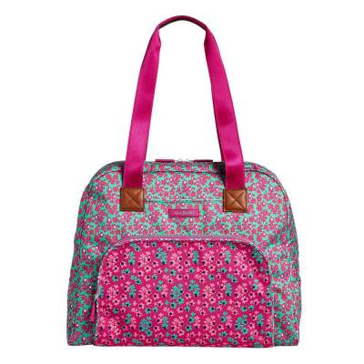 Go Anywhere Carry-On in Ditsy Dot