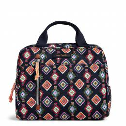 Vera Bradley Lunch Cooler in Mini Medallions