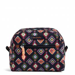 Vera Bradley Medium Cosmetic in Mini Medallions