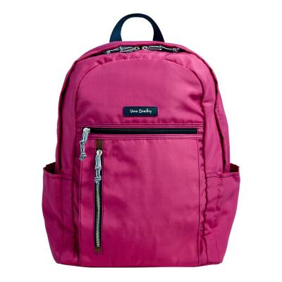 Lighten Up Small Backpack in Bright Orchid