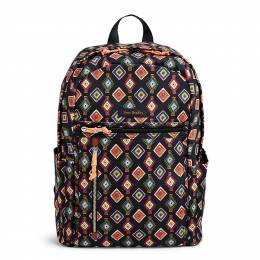 Vera Bradley Small Backpack in Mini Medallions