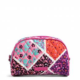 Vera Bradley Small Zip Cosmetic in Modern Medley