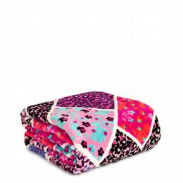 Vera Bradley Throw Blanket in Modern Medley