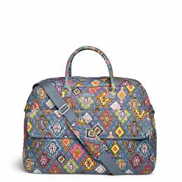 Vera Bradley Grand Traveler in Painted Medallions