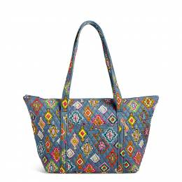 Vera Bradley Miller Travel Bag in Painted Medallions