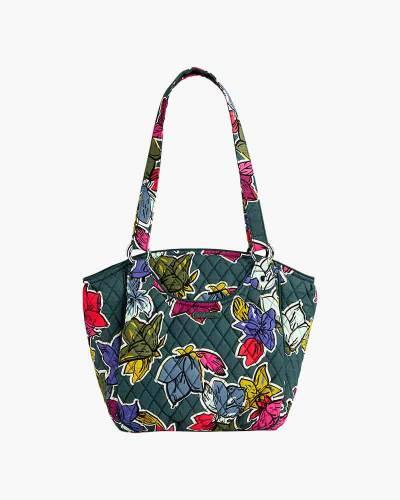 Glenna Shoulder Bag in Falling Flowers