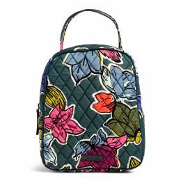 Vera Bradley Lunch Bunch Bag in Falling Flowers