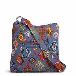 Vera Bradley Hipster in Painted Medallions