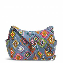 Vera Bradley On the Go Crossbody in Painted Medallions