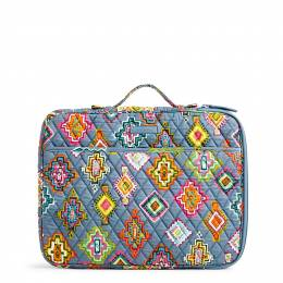 Vera Bradley Laptop Organizer in Painted Medallions