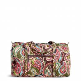 Vera Bradley Large Duffel in Heirloom Paisley