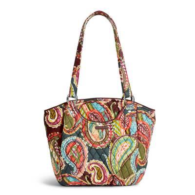 Glenna Shoulder Bag in Heirloom Paisley