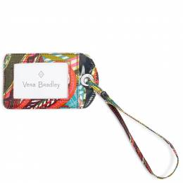 Vera Bradley Luggage Tag in Heirloom Paisley