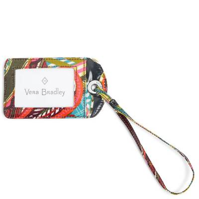 Luggage Tag in Heirloom Paisley