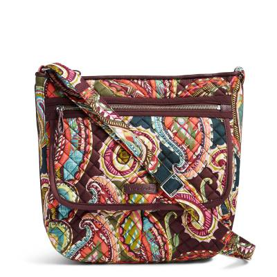 Iconic Mailbag in Heirloom Paisley