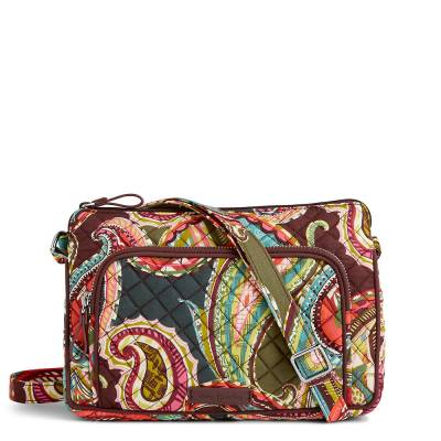 Iconic RFID Little Hipster in Heirloom Paisley