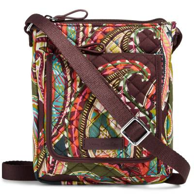 Iconic RFID Mini Hipster in Heirloom Paisley