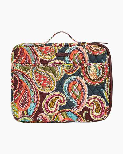 Laptop Organizer in Heirloom Paisley