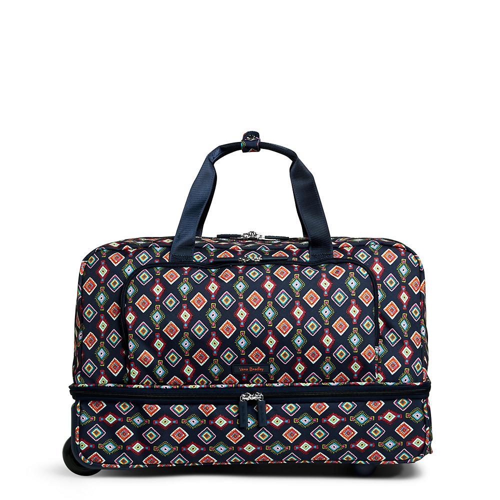 Vera Bradley Travel Bags The Weekender Duffel Bags