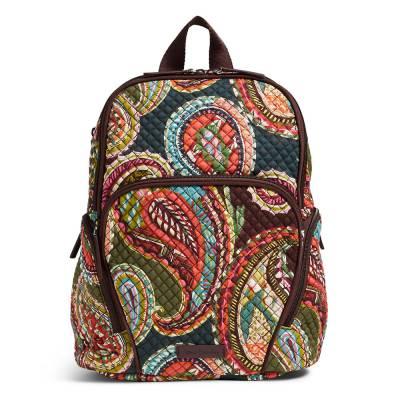 Hadley Backpack in Heirloom Paisley