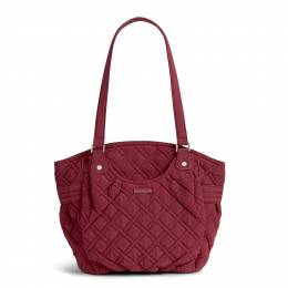 Vera Bradley Glenna Shoulder Bag in Hawthorn Rose