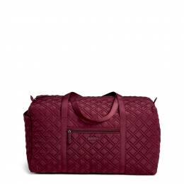 Vera Bradley Large Duffel in Hawthorn Rose